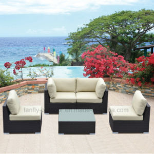Foshan Outdoor Furniture Factory Wholesale Price Sectional Corner Sofa Set