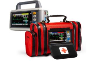 Emergency Transport Patient Monitor with CE Approval pictures & photos