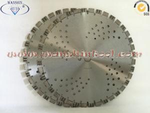 Concrete Diamond Turbo Saw Blade Diamond Tool pictures & photos