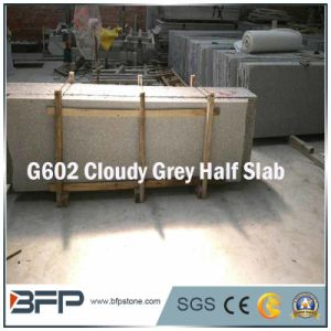 G602 Cloudy Grey Granite Stone Slabs for Counter Top pictures & photos