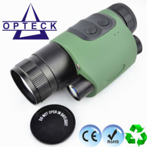 Camping Monocular Night Vision Nvt-M03-4X42 pictures & photos