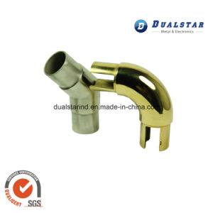 Custom Made Stainless Steel Pipe Casting with Polish