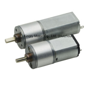 16mm 6V 9V Small Geared Motor for Electrical Curtain pictures & photos