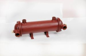 Oil Cooler Hcd400 Heat Exchange Marine Engine Parts pictures & photos