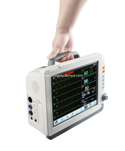 Ce/FDA Approved Multi-Parameter Veterinary Patient Monitor pictures & photos