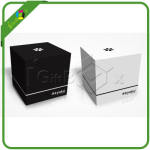 Custom White Perfume Box for Packaging pictures & photos