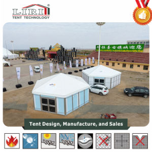 Special Hexagonal Tent Used for Hotel, Hotel Room pictures & photos