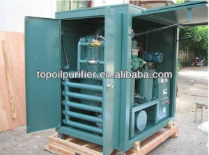Enclosure Used Dielectric Oil Treatment Machine Series Zyd, Water-Proof, Weather-Proof, Good Performance pictures & photos