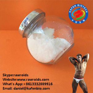 Muscle Building Oral Turinabol 4-Chlorodehydromethyltestosterone 2446-23-3 pictures & photos
