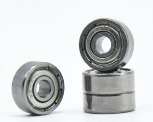 High Speed Radial Deep Groove Ball Bearing for Sale (608zz) pictures & photos