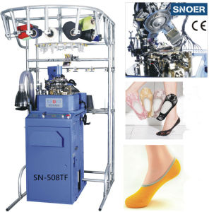Zhuji Snoer New Condition Machines for Plain Socks pictures & photos