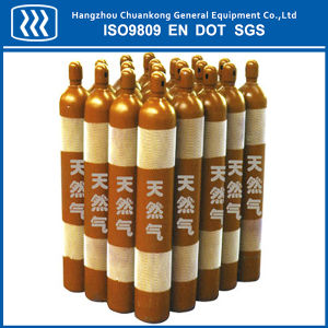 High Pressure Seamless Steel Oxygen Gas Cylinder pictures & photos