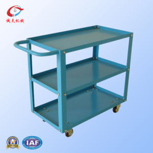 Steel Trolly, Warehouse Rack pictures & photos