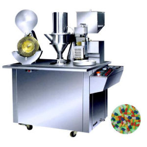 Semi Automatic Capsule Filling Machine Hard Encapsulation Machine pictures & photos