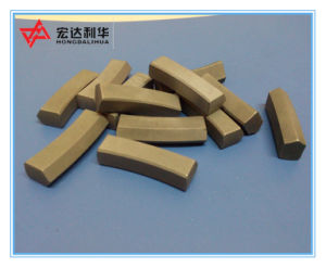 Coated Top Quality Tungsten Carbide Cutting Tips for Mining and Rock Drilling pictures & photos