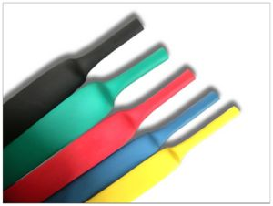 2: 1 PE Heat Shrink Tube for Water Resistion pictures & photos