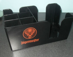 Jagermeister Cocktail Bar Caddy Napkin Holder pictures & photos
