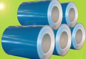 High Quality Cold Rolled Color Coated Galvanized Steel Coil (tdx52D) pictures & photos