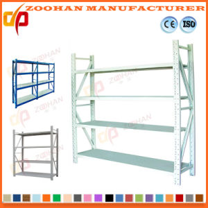 Middle Duty Metal Pallet Warehouse Shelf Srorage Rack (ZHr374) pictures & photos