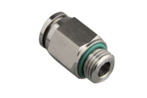 Stainless Steel Pneumatic Fitting Manufacture&Supplier in China pictures & photos