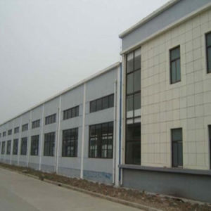 Tailong Design Steel Structure Warehouse pictures & photos