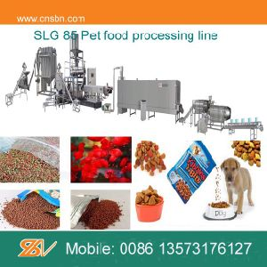 High Yield Easy Digest Nutritional Pet Food Making Machine pictures & photos