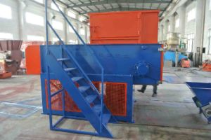 Single Shaft Shredder/Double Shaft Shredder/Plastic Shredder/HDPE Pipe Shredders pictures & photos