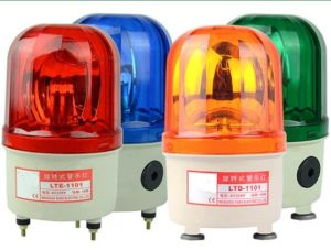 Revolving Sound and Light Alarm (LTE-1101J) pictures & photos