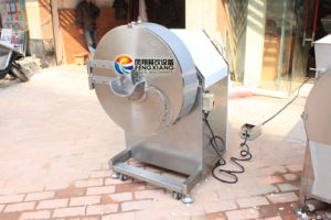 FC-582 High Capacity Sweet Potato Chips Slicing Machine pictures & photos