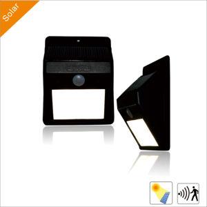 1W Outdoor Solar LED Garden Street Lights with PIR Sensor