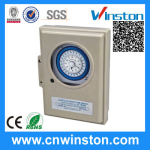 Tb-438 24 Hour Waterproof Programmablel Automatic Time Switch with CE pictures & photos