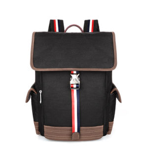 High Quality Korean Stype School Backpack for Students and Teenager Daily Leisure Laptop Bag