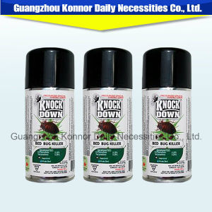 Knock Down 300ml Bed Bug Killer Spray Anti Mosquito Insecticide pictures & photos