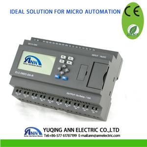 Micro PLC Controller Smart Relay Elc-26AC-R-HMI Ce RoHS pictures & photos