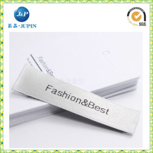 High Quality Free Design Garment Accessories Woven Label (JP-CL069) pictures & photos