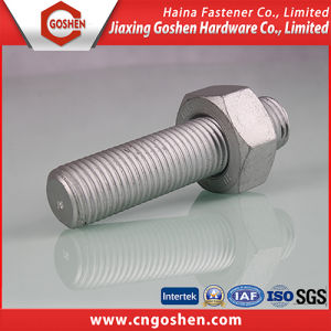 ASTM A193 B7 Thread Rod and H2 Nut M8 pictures & photos