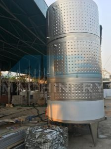 Sanitary Sanitary Stainless Steel Wine Fermentation Fermenter Tank (ACE-FJG-5B) pictures & photos