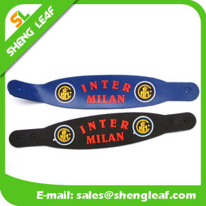 PVC 3D Rubber Bracelet Wristband pictures & photos