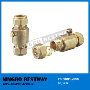 Ningbo Bestway Brass Check Valve with Strainer (BW-C12) pictures & photos