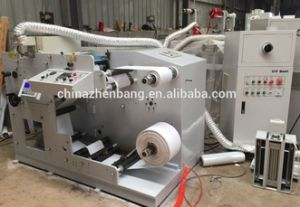 Flexography Printing Machine with One Color and One UV Zb-1c pictures & photos
