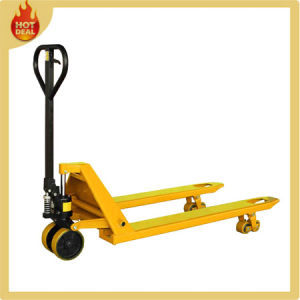 3000kg Industrial Manual Hydraulic Pallet Truck Jack pictures & photos