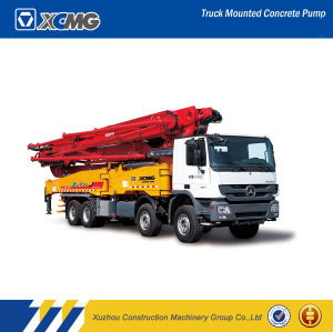 Hot Sale XCMG Hb48c-I 48m Truck Mounted Concrete Pump pictures & photos