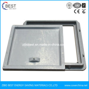 Rubber Manhole Cover with Gasket Key pictures & photos