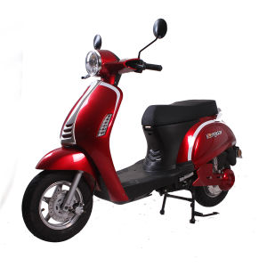 LED Light and Fashionable Electric Motorcycle with 2500W Motor