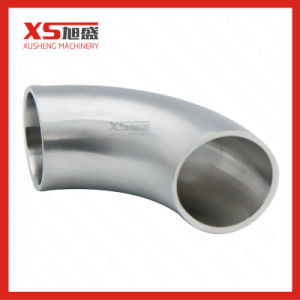 SMS Stainless Steel Ss304 Sanitary Bends pictures & photos