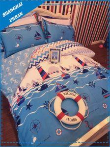 The Navy Kids Cotton Bedding Duvet (Cover set) pictures & photos