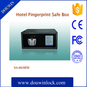 Security Electronic Family Home Room Fingerprint Safe Box pictures & photos