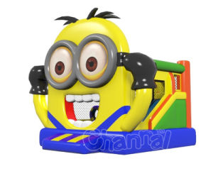 2016 OEM New Design Inflatable Minions Bouncer (CHB1130) pictures & photos