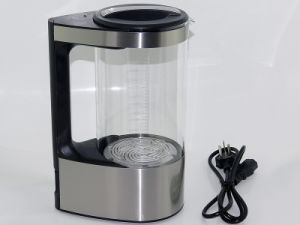 Hih2 Hydrogen Water Cup, 2L High Capacity Hydrogen Water Pitcher, Accept Sample Order Hydrogen Water Machine pictures & photos