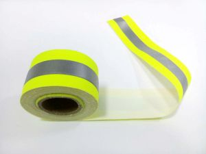 Competitive Flam Retardant Reflective Warning Band pictures & photos